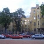 Каменноостровский пр., 1