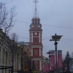 Городской думы башня