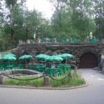 Кафе в Александровском парке