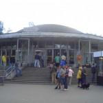 Наземный вестибюль ст. м. Горьковская до реконструкции
