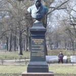 Бюст В. А. Жуковского