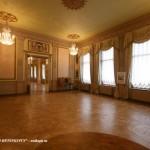 Зал в особняке Н. П. Румянцева
