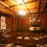 Дубовый кабинет в особняке Н. П. Румянцева