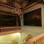 Парадная лестница дома А. С. Меншикова