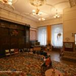 Столовый зал в особняке Н. Н. Башкирова