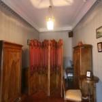 Спальня в квартире А. А. Блока