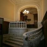 Парадная лестница в особняке Гагариной