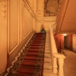 Парадная лестница в особняке А. А. Половцова
