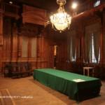 Дубовый зал в особняке А. А. Половцова