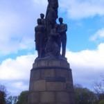Памятник героям Краснодона