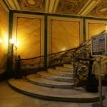 Парадная лестница дома Г. П. Елисеева