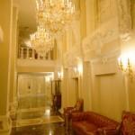 Холл в особняке Елисеевых