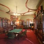 Библиотека в особняке Елисеевых