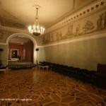 Зал в доме Кочневой