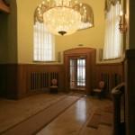 Холл в особняке В. С. Кочубея