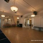 Большой зал в особняке В. С. Кочубея