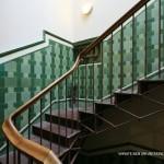 Служебная лестница в особняке В. С. Кочубея