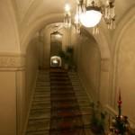 Лестница в доме Л. А. Алафузовой