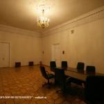 Зал в доме Л. А. Алафузовой