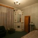 Комната в доме Л. А. Алафузовой