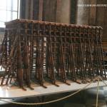 Модель строительных лесов Исаакиевского собора