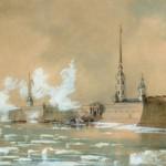 Открытие навигации на реке Неве