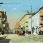 Большой проспект у Покровской улицы