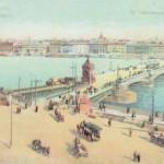 Нева, Николаевская набережная у Николаевского моста