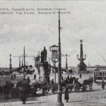 Нева, Дворцовая набережная у Троицкого моста