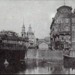 Фонтанка у Симеоновского моста