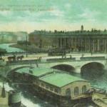 Фонтанка у Аничкова моста