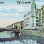 Мойка у Гороховой улицы