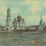 Воскресенский Новодевичий женский монастырь