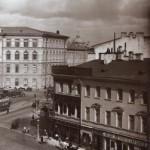 Угол Московского и Загородного проспектов