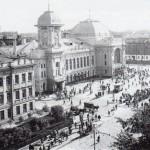 Площадь перед Витебским вокзалом