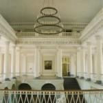 В вестибюле Адмиралтейства