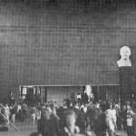 Главный пассажирский зал на Московском вокзале