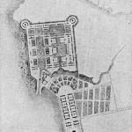 Проект перепланировки главного Гребного порта. Второй вариант