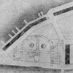 Проект перепланировки Провиантского острова. Генеральный план