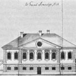 Дом П. В. Измайлова