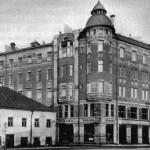 Волынкин двор и дом Н. А. Мельцера