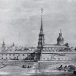 Петропавловская крепость и собор