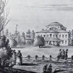 Усадьба Нарышкиных на Петергофской дороге