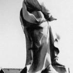 Мраморная скульптура апостола Луки