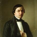 Портрет архитектора Р. И. Кузьмина