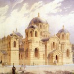 Церковь-усыпальница Елисеевых Казанской иконы Божией Матери при Большеохтинском кладбище