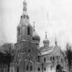 Церковь Покрова Пресвятой Богородицы на Громовском кладбище