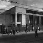 Кинотеатр «Москва», построенный на месте Екатерингофской церкви
