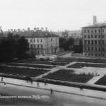 Введенский сквер на месте разрушенного Введенского собора
