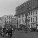 Надстройка здания райкома ВКП(б) Володарского района